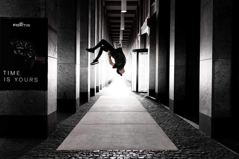 Jason Paul Backflip