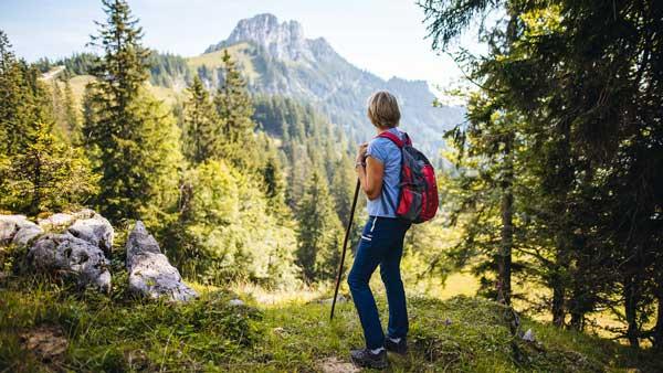 Filmdreh für den Chiemgau Tourismus auf der Kampenwand